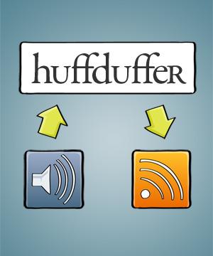 Huffduffing